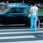 Штраф за непропуск пешехода в 2019 году